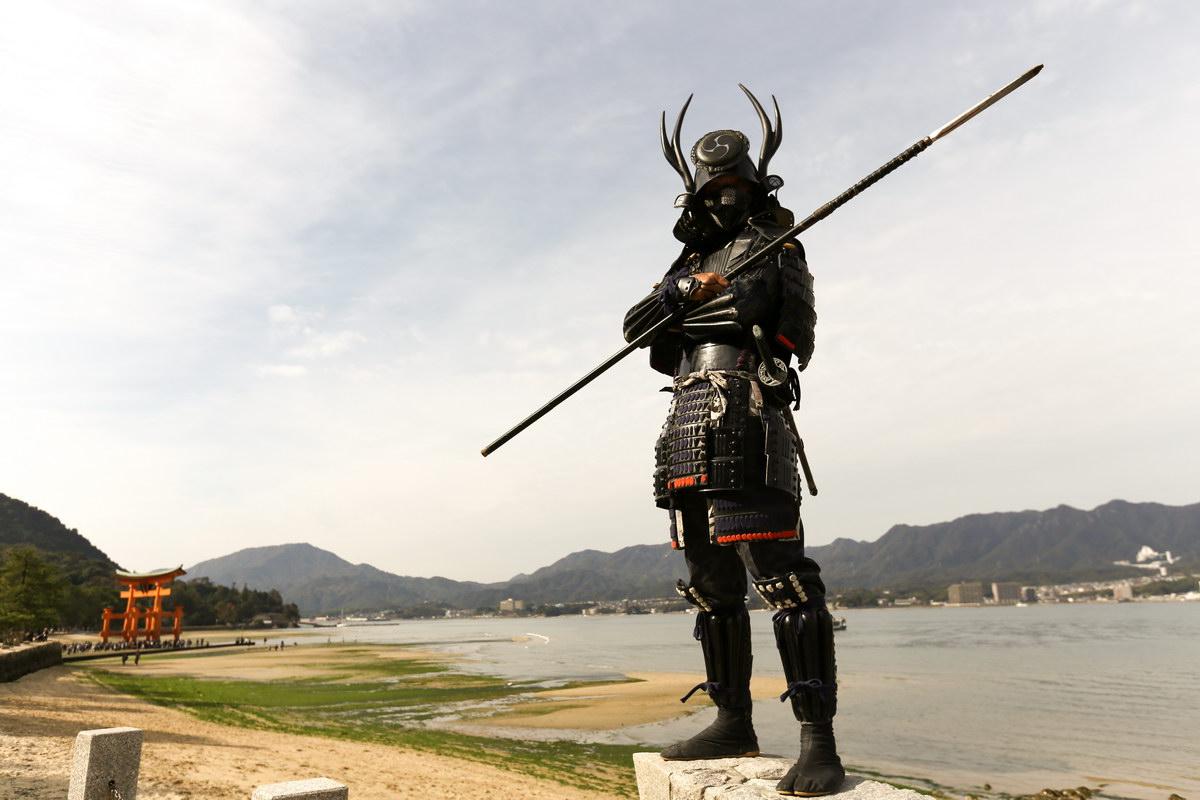 Yari Spear - Samurai Swords Store