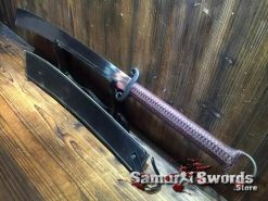 1060-Carbon-Steel-Chinese-War-Sword-007