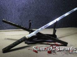 1060-Steel-Shirasaya-Sword-004