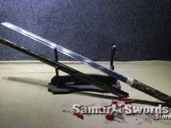 1060-Steel-Shirasaya-Sword-006