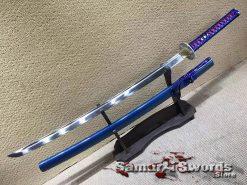 9260 Spring Steel Katana