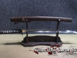 Clay-Tempered-Samurai-Wakizashi-Sword-010
