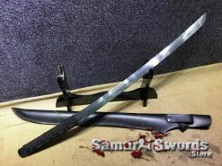 Ninjato Sword 1095 Folded Steel