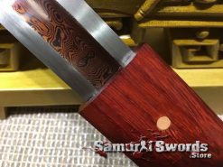 Red-Blade-Tanto-Damascus-Steel-001