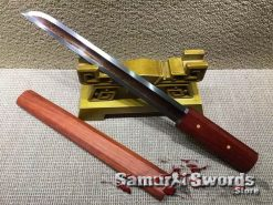 Red-Blade-Tanto-Damascus-Steel-007