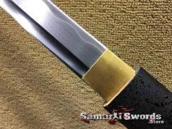 Samurai Sword Set 1060 Carbon Steel