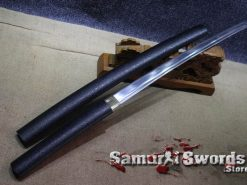 Shirasaya-Wakizashi-1060-Steel-006