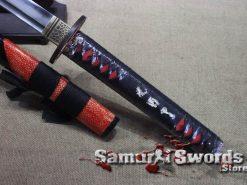 T10-Damascus-Steel-Katana-Sword-010