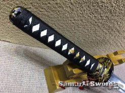 Wakizashi Sword handle