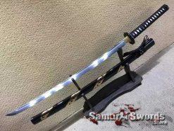 Japanese Katana 9260 Spring Steel