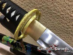 Katana Sword 1060 Carbon Steel