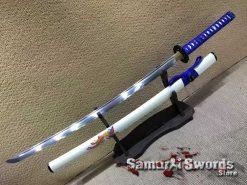 Samurai Katana Sword 9260 Spring Steel