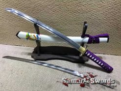 Wakizashi Blade 1060 Carbon Steel