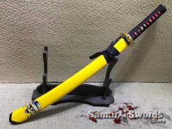 Wakizashi Sword 1060 Carbon Steel