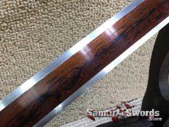 1095 Folded Steel Jian sword