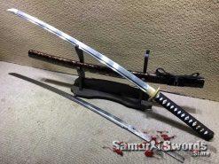 9260 Spring Steel Full Tang Katana
