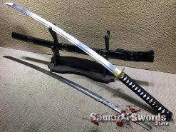 9260 Spring Steel Japanese Katana
