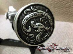 9260 Spring Steel Jian Sword