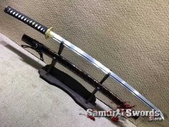 9260 Spring Steel Katana Sword