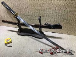 9260 Spring Steel Samurai Katana
