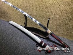Battle Ready Katana T10 Clay Tempered Steel