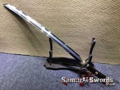 Chinese Dao Sword T10 Folded Clay Tempered Steel