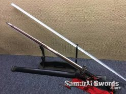 Chinese Jian Sword 1095 Folded Steel