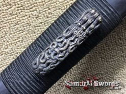 Ebony Wood Scabbard