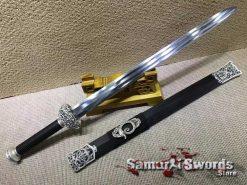 Jian Sword 9260 Spring Steel