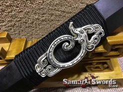Jian Sword Ebony