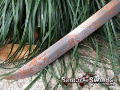 Katana Engraved Blade