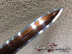 Red Acid Dye Jian Sword