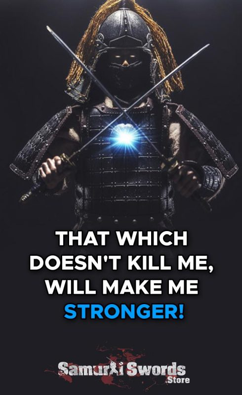 That which doesn't kill me