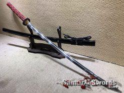 Handmade Nodachi Sword 9260 Spring Steel (1)