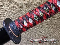 Handmade Nodachi Sword 9260 Spring Steel (3)