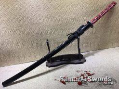 Handmade Nodachi Sword 9260 Spring Steel (5)