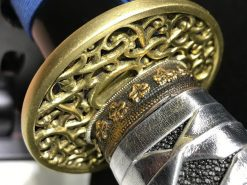 Brass Tsuba