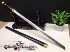 Chinese Jian Blade