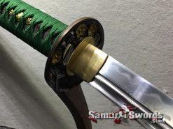 Double Edge Samurai Katana