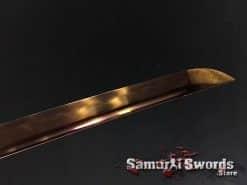 Gold Blade Katana Sword