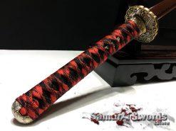 Handle of a Katana Sword