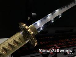 Samurai Katana Hadori Polish