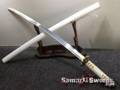 Spring Steel Katana Sword