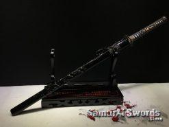 Straight Blade Ninja Sword