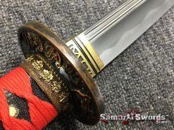 Tamahagane Steel Samurai Katana