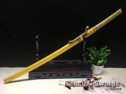 Yellow Katana
