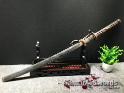 battle ready Katana